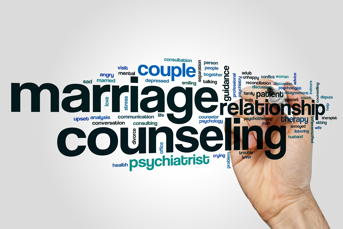 Seek Marriage Counselling