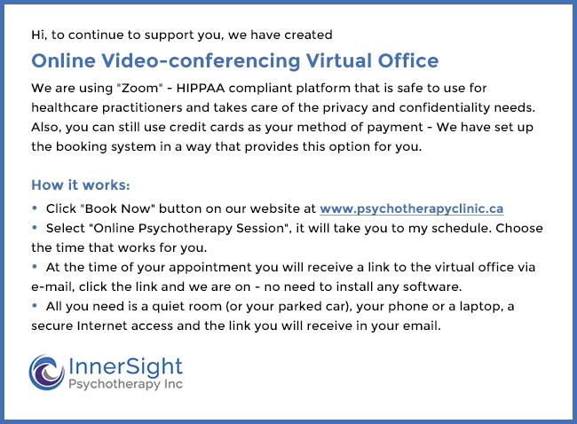 psychotherapy notice